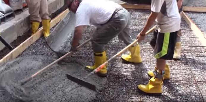 Concrete Services - Concrete Foundations Houston